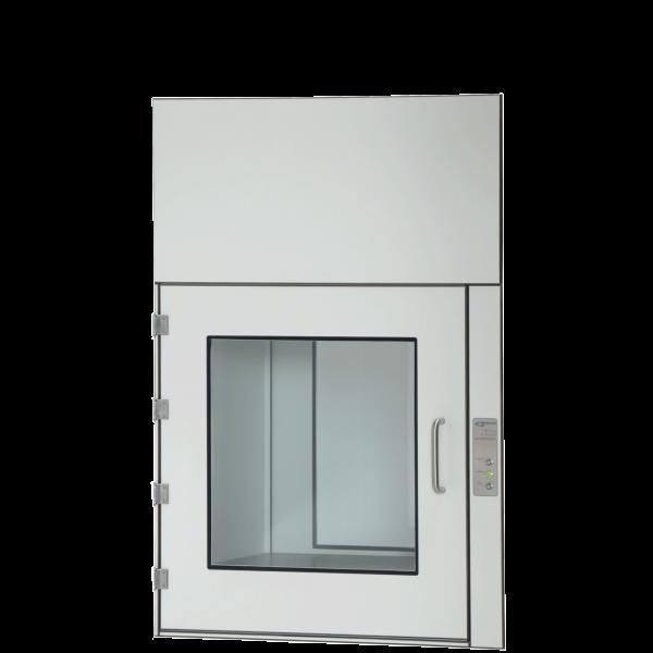 doorgeefsluis-hpl-elektrisch-interlock-opbouw-scharnieren-tussenliggende-deuren-iso-5