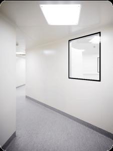 cleanroom-farmaceutisch-flush-raam-vloer-opstaand