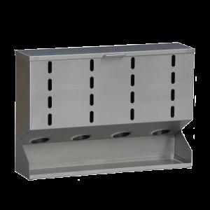 Dispensers-RVS