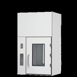 doorgeefsluis-elektrisch-interlock-opbouw-scharnieren-tussenliggende-deur-codeslot