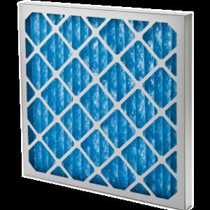 filter lucht stof voorfilter klasse G4 pleated