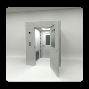 luchtdouche-as5000-hpl-cleanroom-deuren
