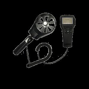 luchtsnelheidsmeter-schoepenrad-anemometer-meetapparatuur-laminar-flow