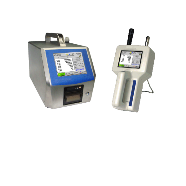 particle-counters-cleanroom-meetapparatuur