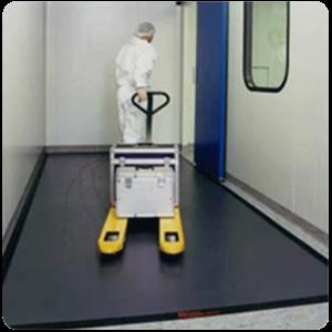 vloerbedekking-cleanroom-klevend-dycem-work-zone